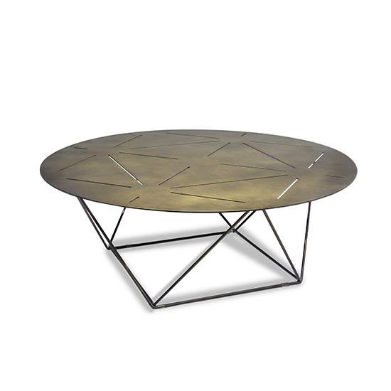 Pentagram Cocktail Table